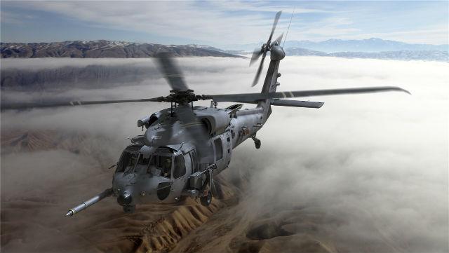 Sikorsky CRH-60