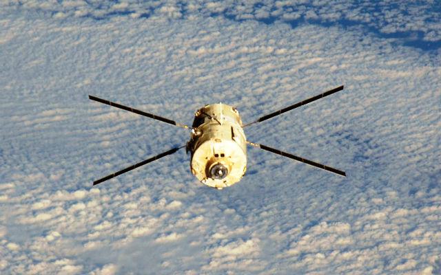 ATV-5 payload - ESA - FS