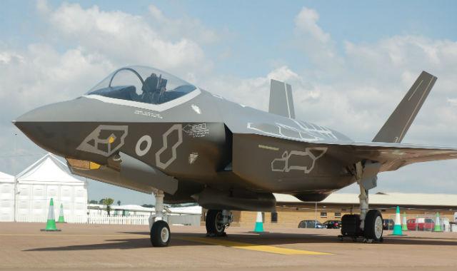 F-35 model RIAT