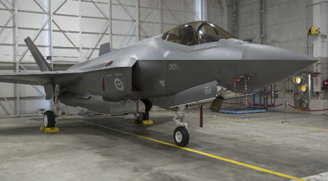 F-35A AU-2 Australia - Lockheed Martin