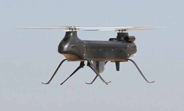 Ghost UAV - IAI
