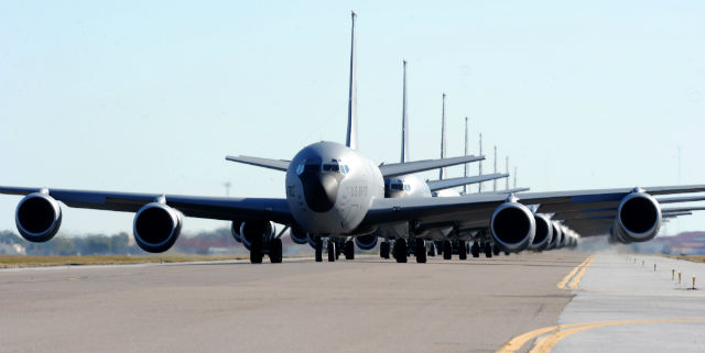 KC-135s - USAF
