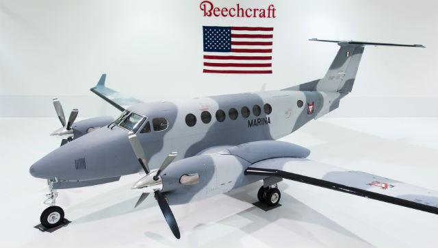 Mexican navy Kinge Air 350ER - Beechcraft