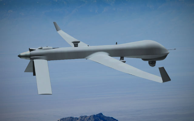 Predator XP - General Atomics Aeronautical Systems