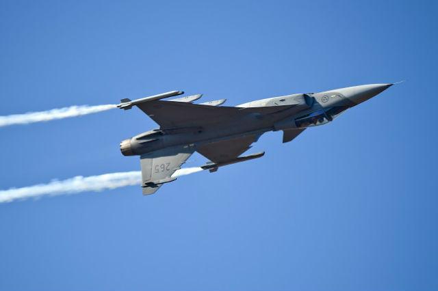 Saab Gripen FS