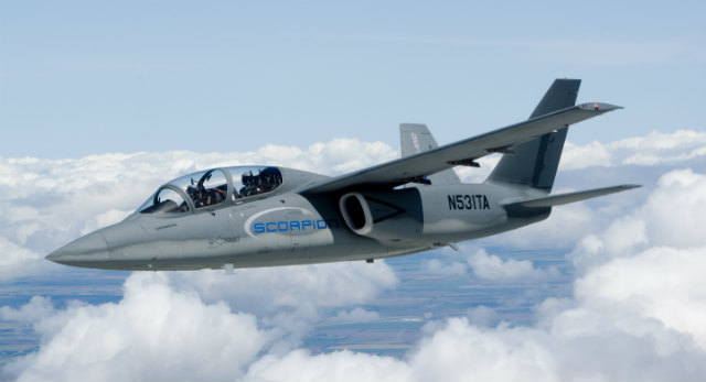 Scorpion clean - Textron AirLand