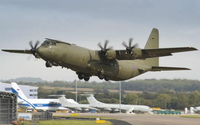C-130 RAF FS