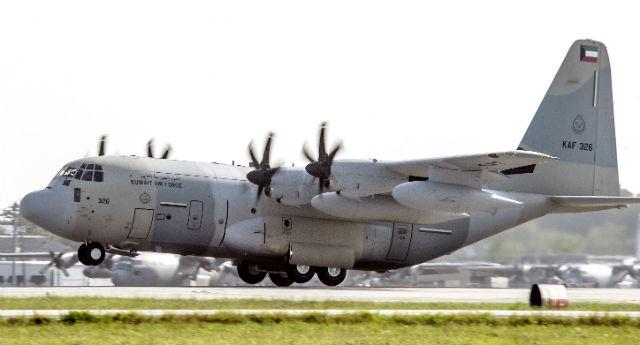 Kuwait KC-130J - Lockheed Martin