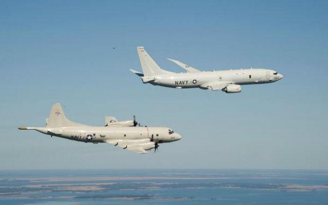 P-8 and P-3 NAVAIR FS
