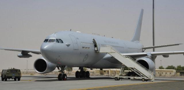 RAAF KC-30 - Commonwealth of Australia