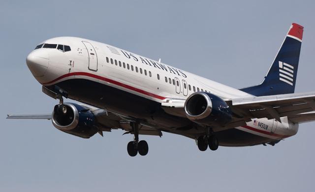 US Airways 737-400