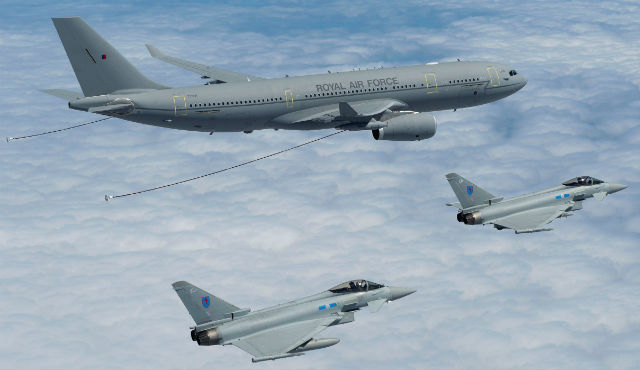 Voyager Typhoons - AirTanker