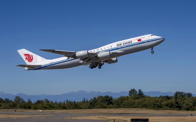 Air China 747-8