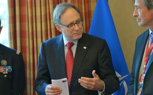 Danish minister FS - NATO