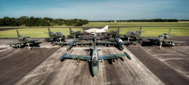 Draken International Fleet