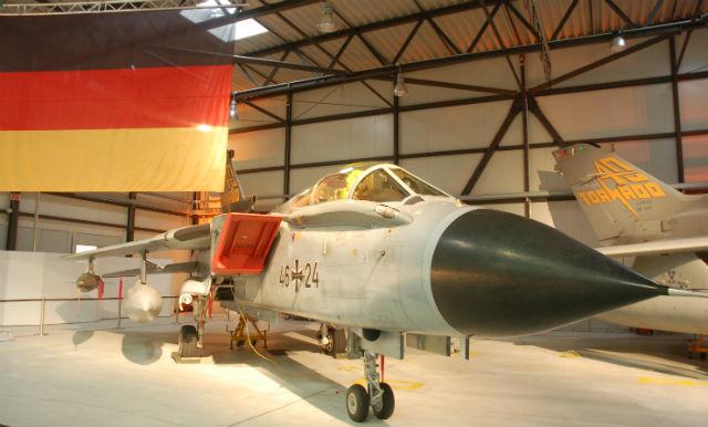 German Tornado - Craig Hoyle