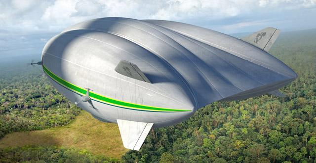 Hybrid Airship article