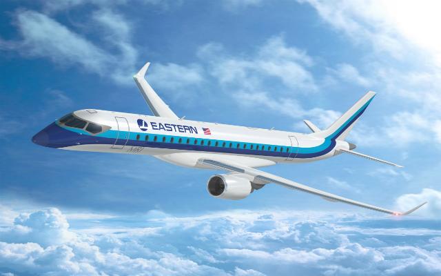 MRJ Eastern Air Lines