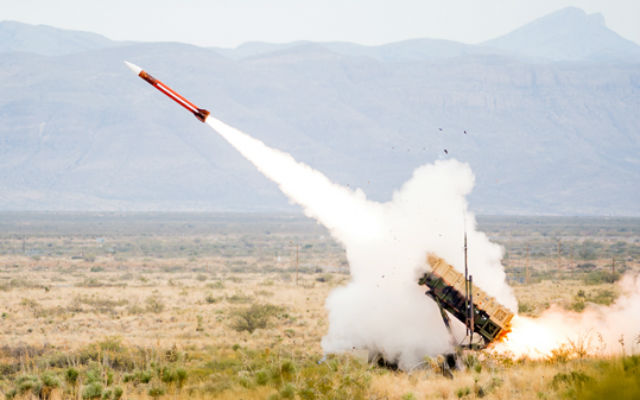 Patriot SAM FS - Raytheon