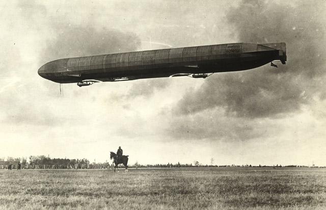 Zeppelin article image