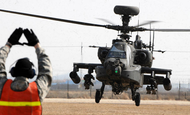 AH-64 - US Air Force