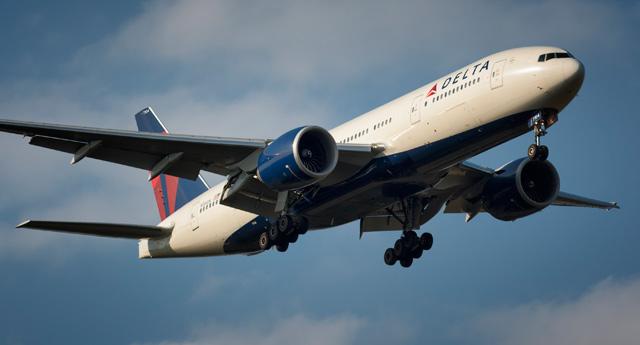 Delta Air Lines 777-200ER