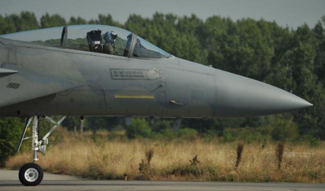 F-15C - USAF