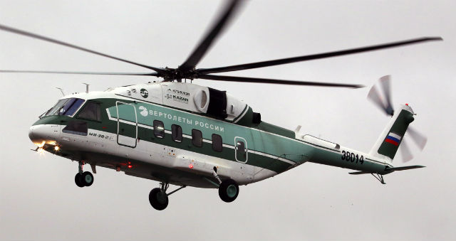 Mi-38 4 close - Russian Helicopters