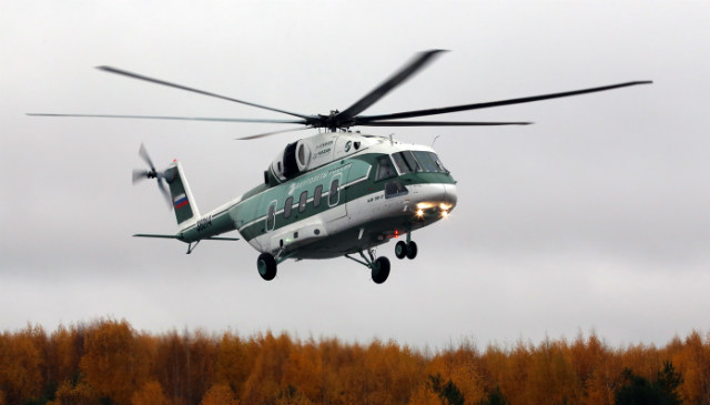 Mi-38 4 - Russian Helicopters