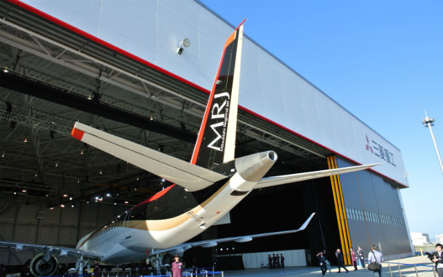 mrj roll out 4