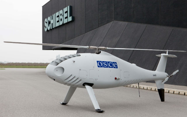 OSCE Camcopter - Schiebel