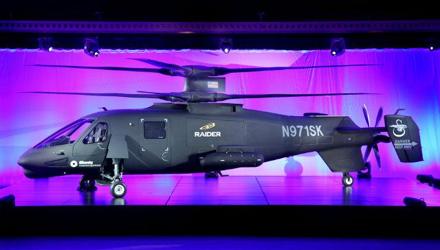 S-97 Raider - Sikorsky