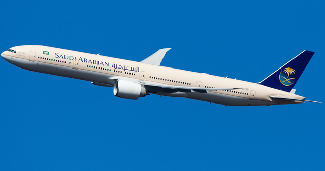Saudi Arabian Airlines 777-300ER
