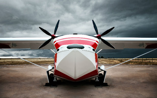 Singular Aircraft Flyox I