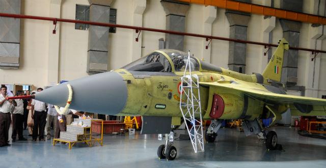 Tejas Mk1 pre-flight - HAL