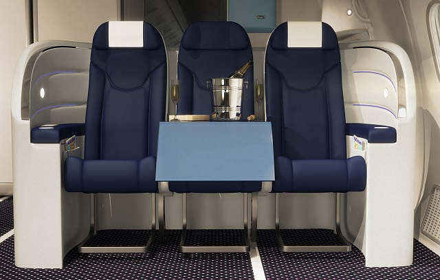 Thomson duo seat
