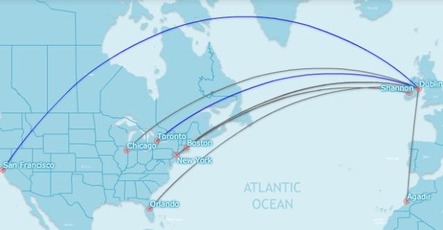 Aer Lingus transatlantic 2010 v 2014 (OCT)