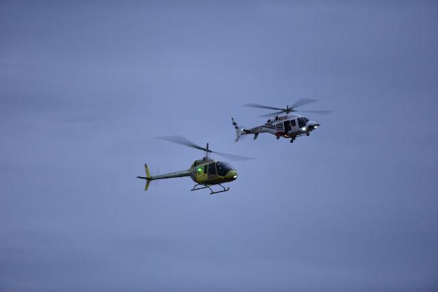 Bell 505 first flight second