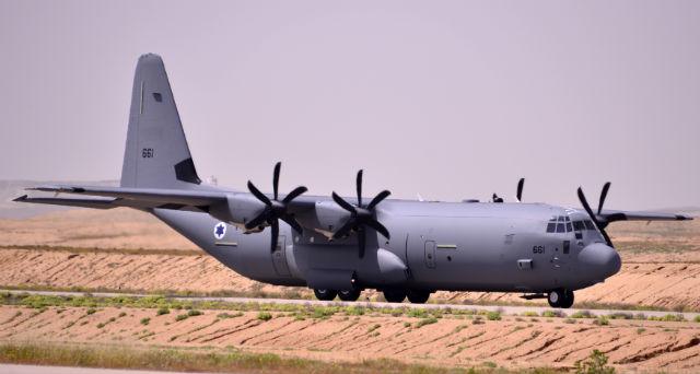 C-130J - Israeli air force