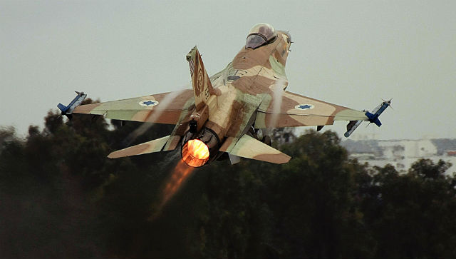 F-16C - Israeli air force