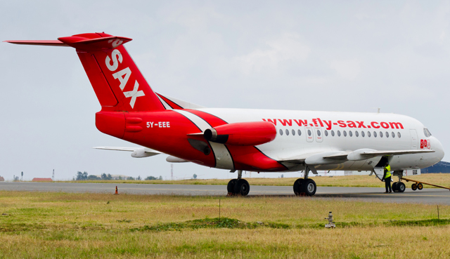 FlySax