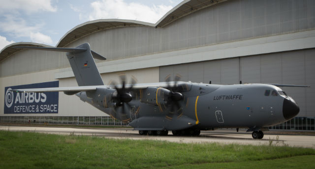 German A400M - Airbus Defence & Space