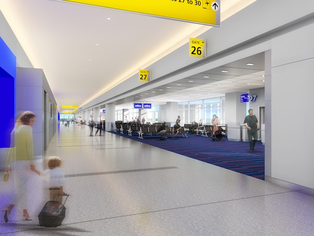 Jetblue T5i terminal