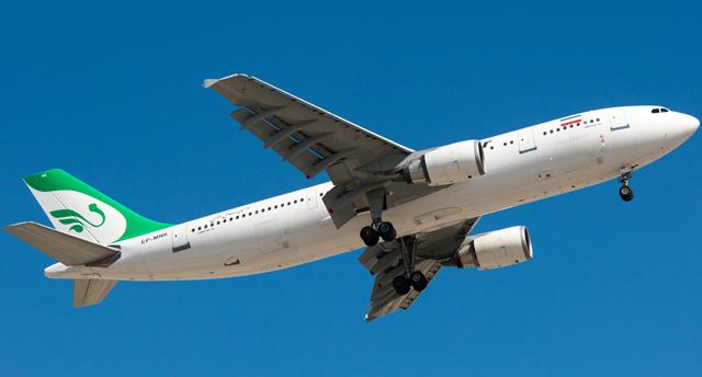 Mahan-Air-A300