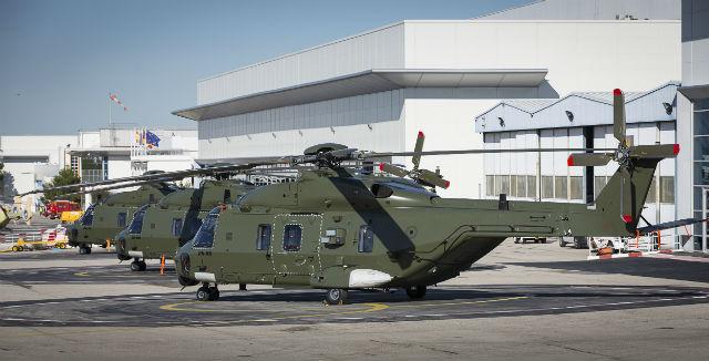 NH90 Belgium TTH