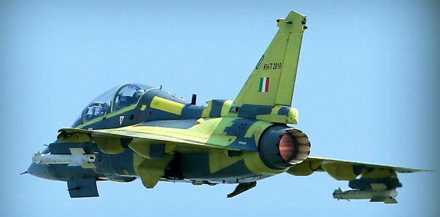 Tejas Mk1 trainer - ADA