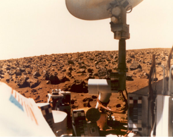 Viking on Mars c rex 600