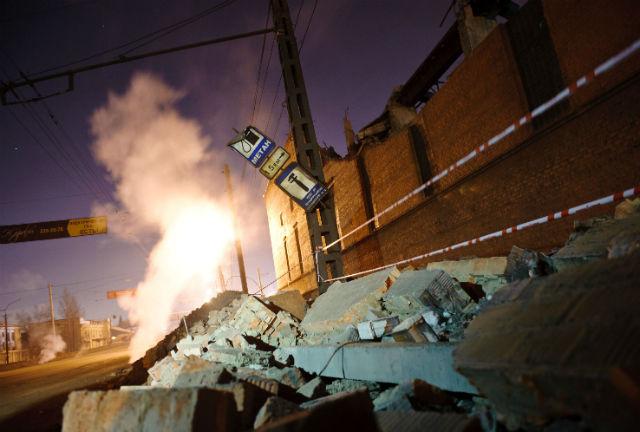 chelyabinsk meteor damage c rex