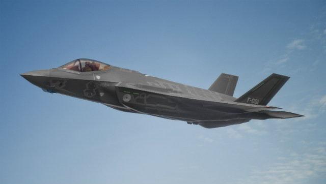 Dutch F-35 - Lockheed Martin