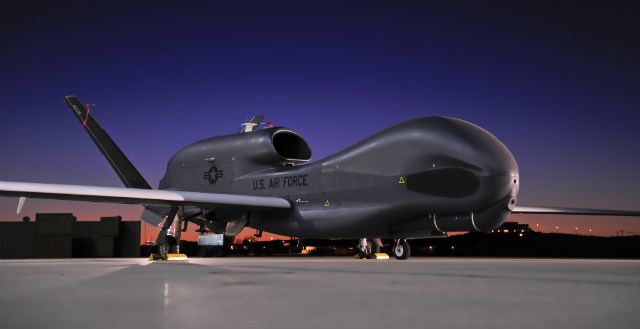 Global Hawk Block 30 - Northrop Grumman